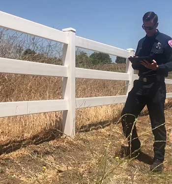 Weed Abatement Inspection